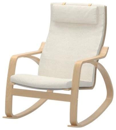 po 196 ng rocking chair dala scandinavian rocking chairs by ikea