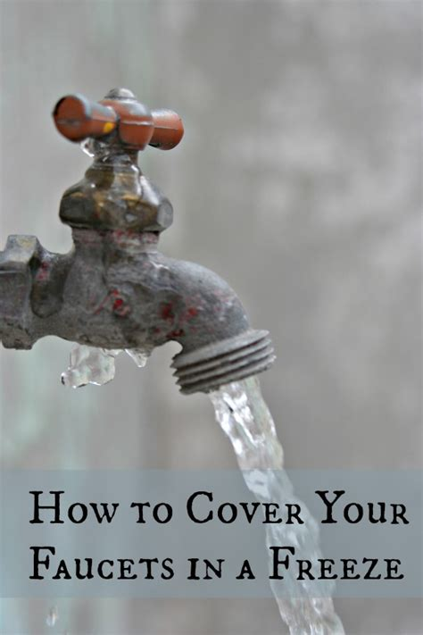outdoor faucet cover winter 28 images insulated outdoor faucet cover prevents frozen pipes