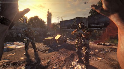 Dying Light Shows Off E3 Trailer  Just Push Start
