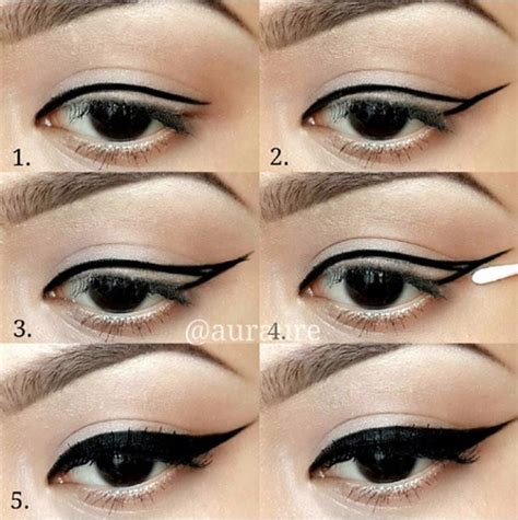 l eyeliner pour les nulles 7 tutos astuces beautylicieusebeautylicieuse