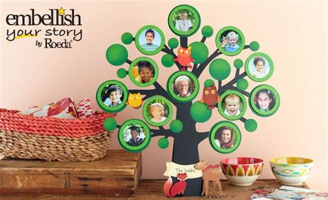 Staff & Customer Favorite! Family Tree With Magnetic