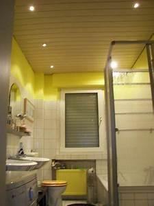Spots Für Badezimmer : badezimmer beleuchtung umbau von hallogen spots mit cree architektur hausbeleuchtung ~ Markanthonyermac.com Haus und Dekorationen