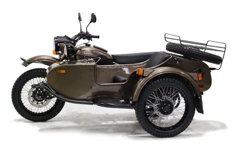 ural upgrades 2017 sidecar fleet motorbike writer