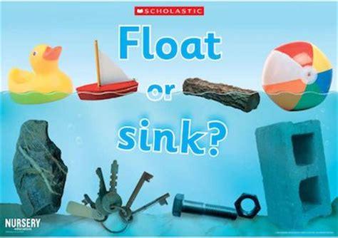 sink and float cards sink floatworksheet 点力图库