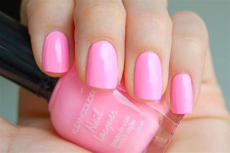 86 Best Images About Pink Nail Polish On Pinterest