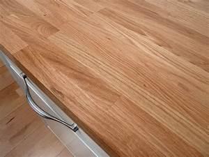 Arbeitsplatte Eiche Massiv Ikea : arbeitsplatte k chenarbeitsplatte massivholz eiche kgz 40 4100 650 ~ Markanthonyermac.com Haus und Dekorationen