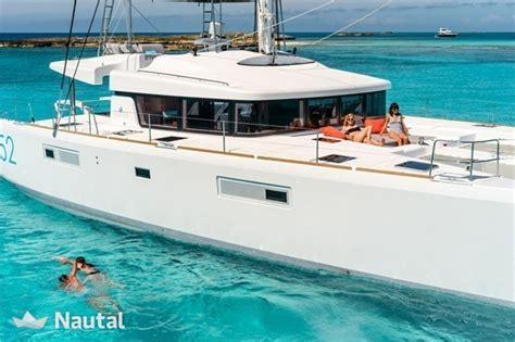 Catamaran Tenerife Price by Rent Luxury Catamaran From Tenerife Nautal