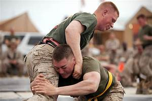 MMA update: Marines bring combatives to the combat zone