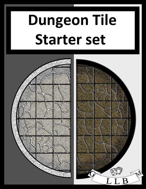 dungeon tile starter set l bertoniere