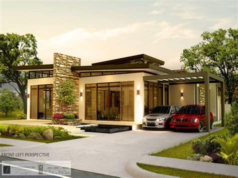 Home Design Best Bungalow Designs Modern Bungalow House