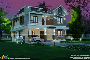 April 2017  Kerala Home Design And Floor Plans