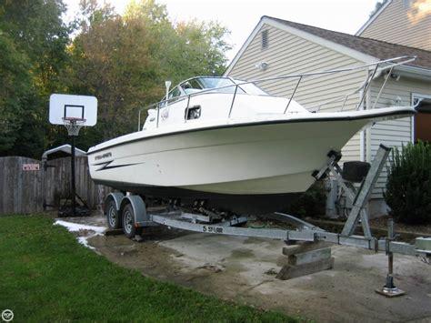 Speed Boat Ocean City Md by 2000 Hydra Sports 23 Power Boat For Sale In Ocean City Md