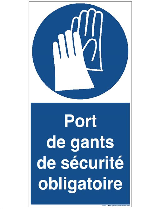 protection individuelle gant