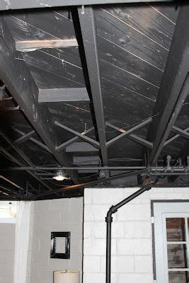 17 best images about home basement ceiling ideas on flats unfinished basement