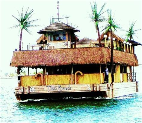 Tiki Party Boat Miami by People That Love Tikki Beach On Pinterest Party Boats