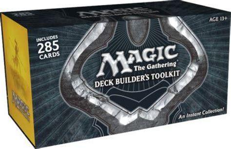 magic 2013 deck builder s toolkit mtg 2012 magic