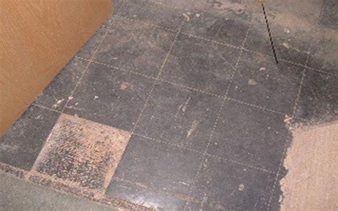 covering asbestos floor tiles carpet 28 images asbestos tile removal a concord carpenter a