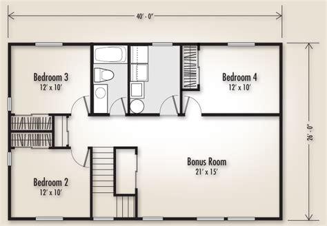 the gallatin 2080 home plan adair homes