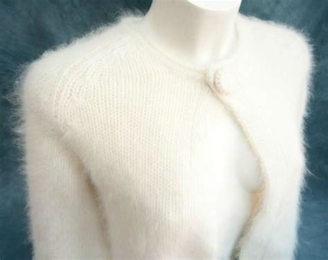 Fluffy Sweater, Angora Sweater And Jumper