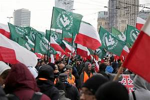 Nationalist March Dominates Poland's Independence Day ...
