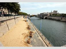 Paris becomes the city of beaches in August Travel Magazine