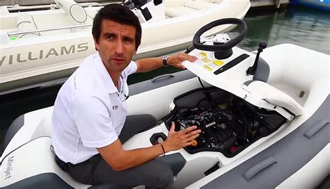 Mini Jet Boat Videos by Williams Minijet First Look Video Boats