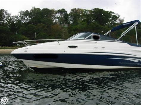 Cuddy Cabin Boats For Sale Ny by 2008 Used Chaparral 215 Ssi Cuddy Cabin Runabout Boat For