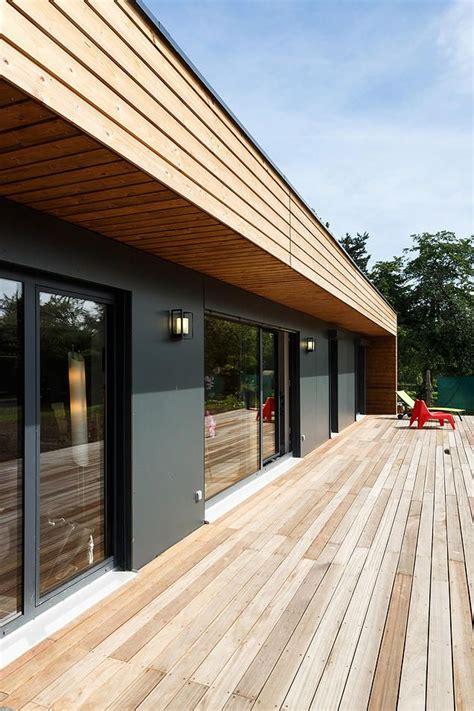 booa maisons ossatures bois design modulables maison biscarosse platelage