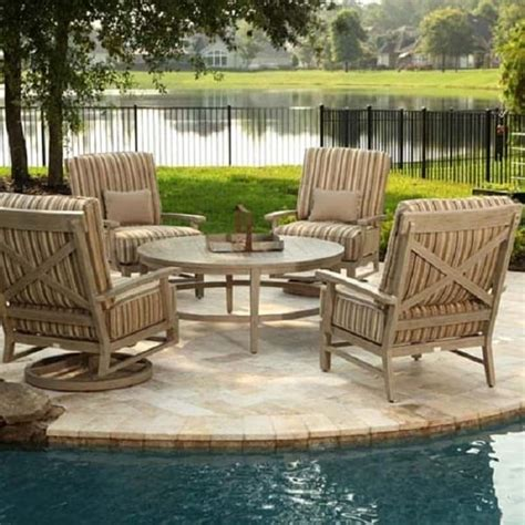 portofino chat collection by ebel outdoor furniture