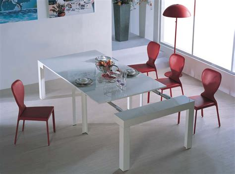 Expanding Tables for Cramped Dining Areas   Expand Furniture