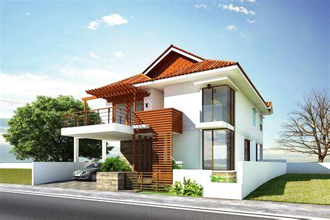 Beautiful Contemporary House Exterior Ideas #7903 House