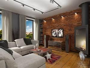 Beleuchtung Im Wohnzimmer : wohnzimmerbeleuchtung beispiele und tipps zur planung ~ Markanthonyermac.com Haus und Dekorationen