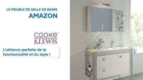 meuble de salle de bains cooke lewis 625070 castorama
