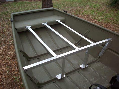 deck jon boat plans fast wood boat 187 freepdfplans
