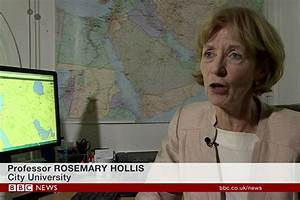 Professor Rosemary Hollis provides evidence for Government ...