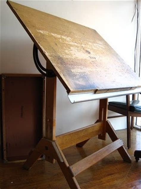17 best ideas about vintage drafting table on architect table drafting desk and studio