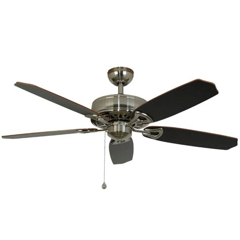 harbor ceiling fan enhances comfort by generating forced convectional currents