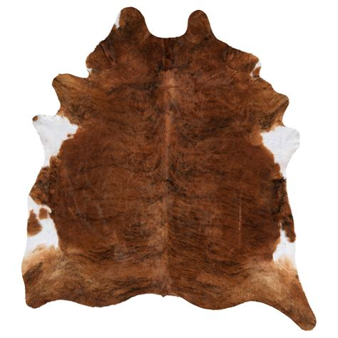 Koldby Cow Hide Brown Ikea