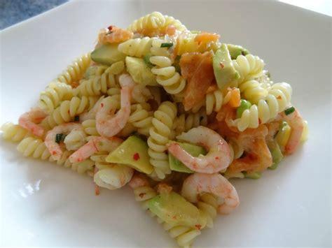 salade de la mer aux agrumes la cuisine de nelly