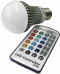 Dimmbare Led E27 : dimmbare rgb led lampe 5w e27 farbwechsel led birne spar ~ Markanthonyermac.com Haus und Dekorationen