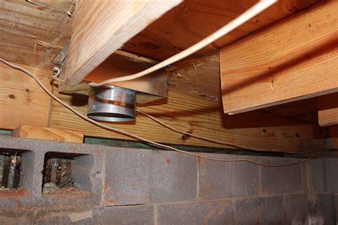 repair floor joist steps to repair deck and joists at