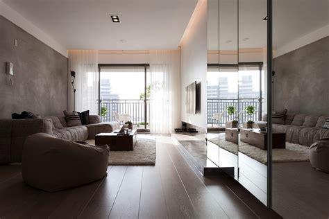 Minimalist Apartment : Comfortable Contemporary Decor