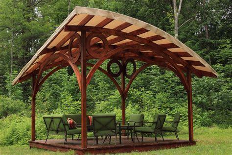 gorgeous gazebos for shade tastic outdoor living by garden arc studio przedmiotu