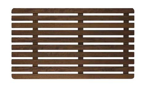 receveurs de accessoires caillebotis en bois iroko