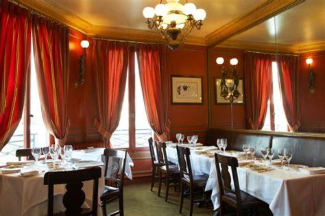 restaurant chez georges le rendez vous du mathurin
