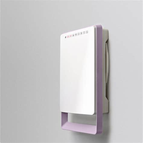 radiateur soufflant salle de bain fixe 233 lectrique touch parme 1800 w leroy merlin