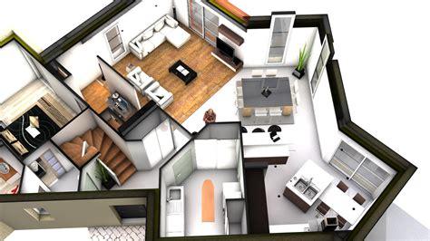 logiciel plan 3d maison maison moderne