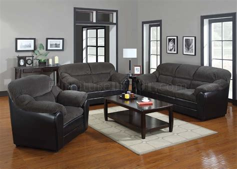 Gray Corduroy Sectional Sofa by 15955 Connell Sofa In Olive Gray Corduroy Espresso Pu By