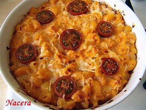 recette de gratin de p 194 tes 192 la tomate