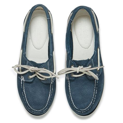 Women S Blue Boat Shoes by Timberland Women S Classic Boat Shoes Navy Blue Womens